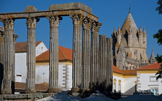 Diana Tempel in Évora