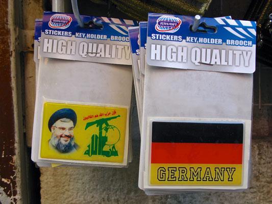 Deutschland und Hezbollah