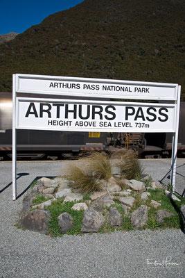 Arthur Pass