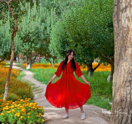 Chinesische Schönheit