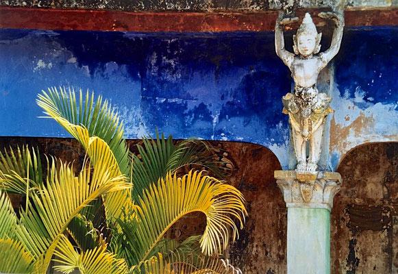 Bakong, der bedeutendste Tempel der Roluos-Gruppe