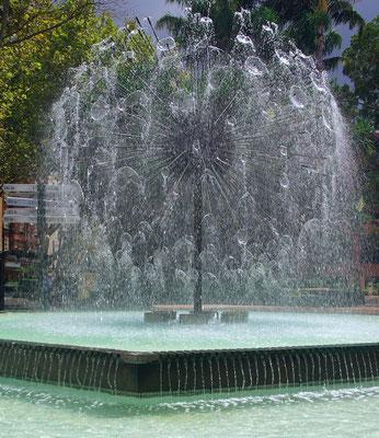 El Alamein Brunnen in Kings Cross