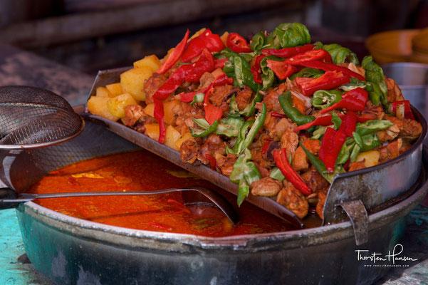 Leckeres uigurisches Essen