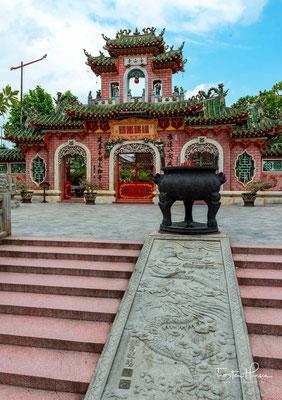 Versammlungshalle der Chinesen aus Fujian