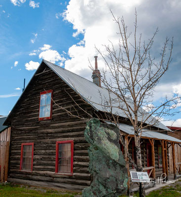 MacBride Museum in Whitehorse