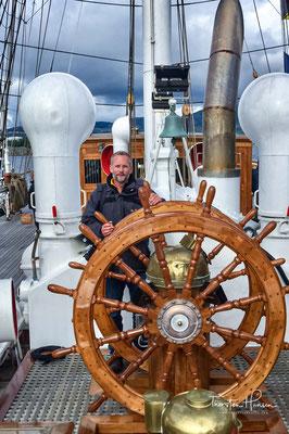 Da ein Verkauf ins Ausland drohte, gelang es dem Reeder Hilmar Reksten, das Segelschiff 1967 für Norwegen zu erhalten.