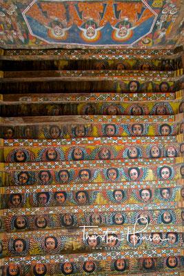 Debre Berhan Selassie in Gondar