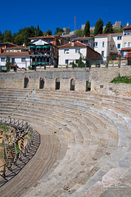 Theater von Lychnidos in Ohrid