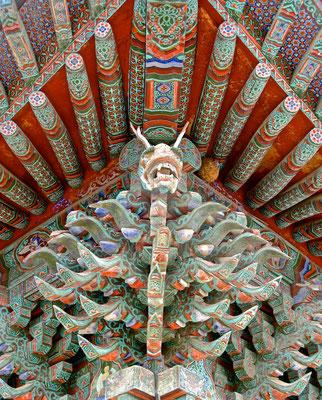 Bulguksa Tempel in Gyeong-Ju