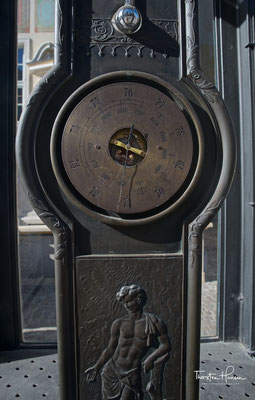 Fahrenheit-Denkmal in Danzig