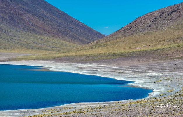 Vor 12.000 bis 8.000 Jahren bildete sich ein Gletschersee. Das Klima war wesentlich feuchter als heute und es konnte sich eine relativ dichte Vegetation in der Umgebung ausbilden.