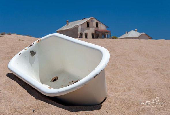 Oberhalb der Stadt wurde ein Salzwasserschwimmbad errichtet und vieles mehr, obwohl in der Stadt nicht mehr als 400 Personen lebten.