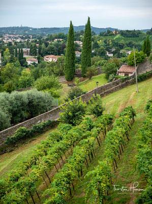 Das bunte Treiben erinnert an den Sieg Coneglianos über Treviso im Jahr 1241