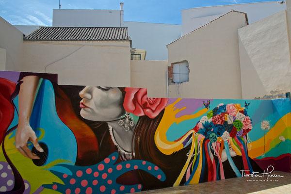 Impressionen aus Málaga