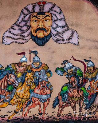 Gegründet wurde die Stadt 1639 unter dem Namen Örgöö (deshalb in Europa bis ins 20. Jahrhundert hinein auch als Urga bekannt) als Sitz des Oberhaupts des Lamaismus in der Mongolei