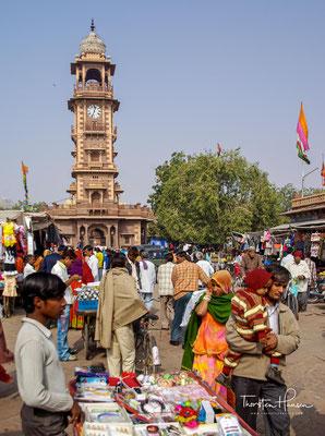 459 verlegte Rao Jodha vom Klan der Rathore die Hauptstadt Marwars vom wenige Kilometer entfernten ungeschützten Mandore an einen Ort,