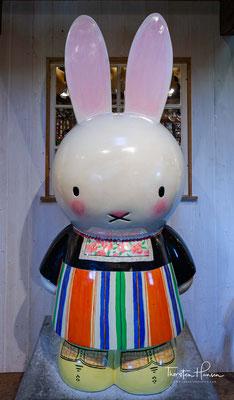 Miffy, die beliebteste Kinderfigur in den Niederlanden