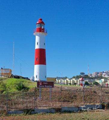 Faro Punta Angeles in Valparaiso