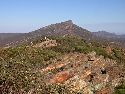 Wanderung in der Flinders Range