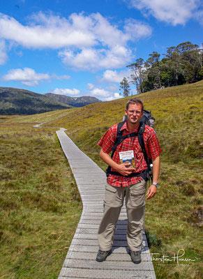 Der Overland Track ist einer der bekanntesten australischen Fernwanderwege, gelegen im Cradle-Mountain-Lake-St.-Clair-Nationalpark auf der Insel Tasmanien.