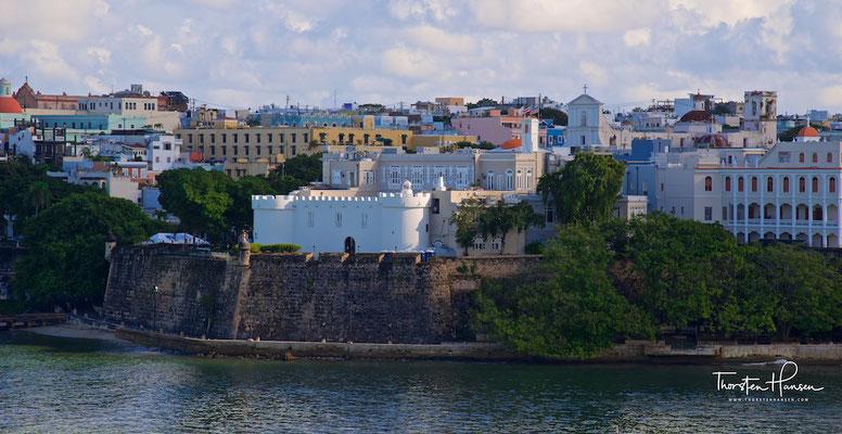 La Fortaleza in San Juan