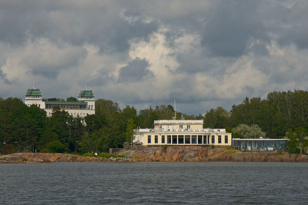 Historisches Casino in Helsinki