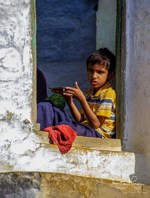 Die Kaufleute von Jaisalmer, die Patwas, machten gewaltige Gewinne. Über vier Jahrhunderte gedieh der Handel.