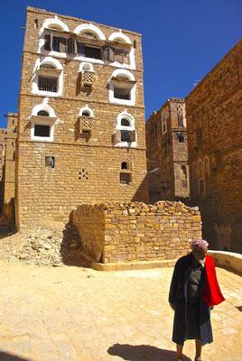 Thula (auch: Ṯulā, Ṯilā; arabisch ثلاء, DMG Ṯulāʾ) ist eine Kleinstadt im zentralen Westen des Jemen