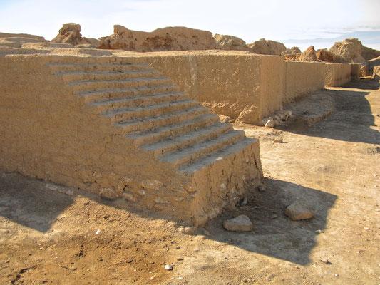 Palast des Zimri-Lim - Altbabylonischer Monumentalbau