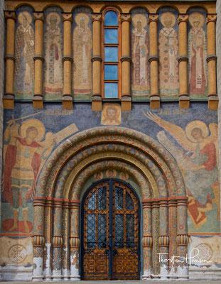 Mariä-Entschlafens-Kathedrale im Moskauer Kreml