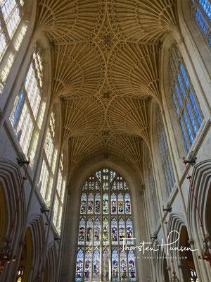 Kathedrale von Bath