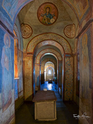 Die Ausmaße der Kathedrale – 37 Meter lang, 55 Meter breit und bis zur Zentralkuppel 29 Meter hoch – waren für die damalige Zeit beeindruckend.