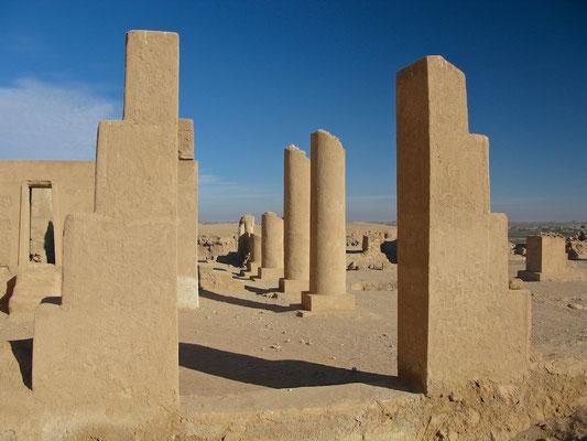 Tempel des Baal in Dura Europos