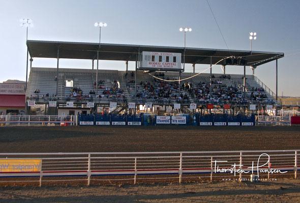 Cody die Welthaupstadt des Rodeos