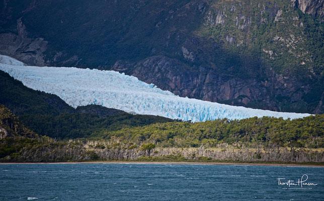 Der Gletscher Hollandia