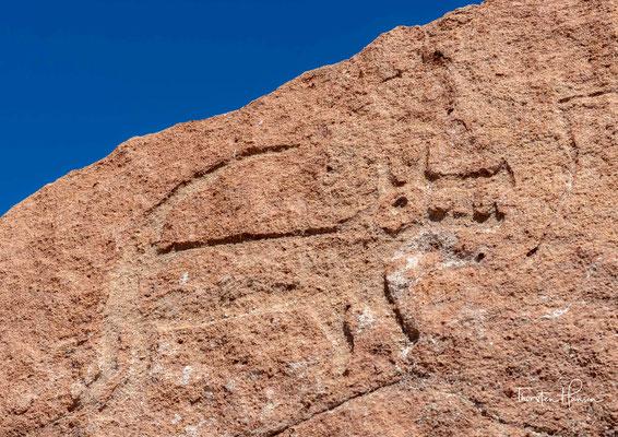 An den wenigen Oasen ließen sich die Völker der Atacameños, der Aymara, der Diaguitas und der Chinchorros nieder.