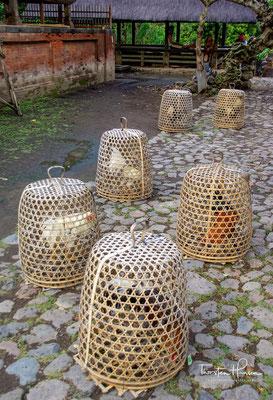 Die Bali-Aga aus Tenganan, heißt es, seien vom Gott Indra erschaffen worden und somit Auserwählte. Aufgrund ihres besonderen Status blieben die Bewohner von Tenganan von der Hinduisierung unbetroffen