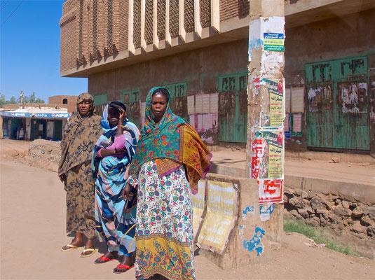 Frauen in Khartoum