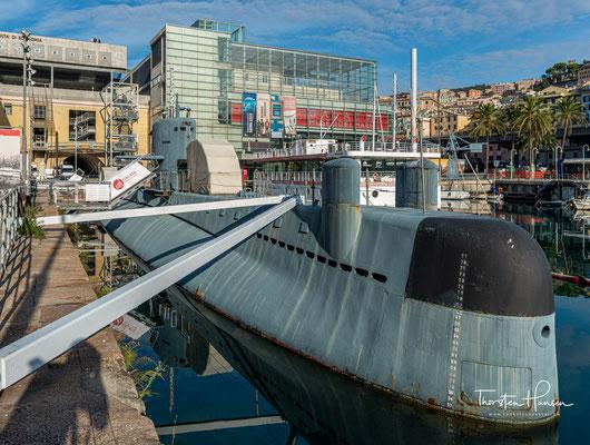 Die Sauro-Klasse ist eine U-Boot-Klasse der italienischen Marina Militare. Die Klasse besteht aus acht, von Fincantieri in Monfalcone zwischen 1974 und 1994 in vier Serien gebauten Booten