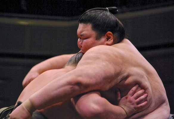 Sumo Grand Tournament in Tokio