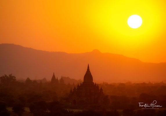 Nach langjährigen Restaurierungsarbeiten wurde Bagan im Juli 2019 als zweite Stätte in Myanmar in das UNESCO-Welterbe aufgenommen.
