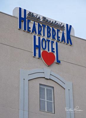 Heartbreak Hotel in Memphis