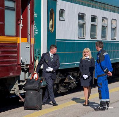 Unterwegs mit dem OrientSilk durch Kasachstan