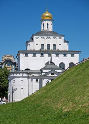 Goldenes Tor in Wladimir, 1164