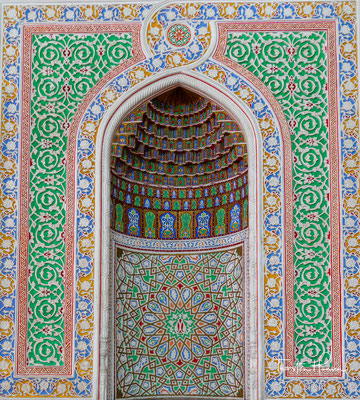 Das Staatliche Museum für Angewandte Kunst Usbekistans ist ein Kunstmuseum in Taschkent, Usbekistan, das 1937 als temporäre Ausstellung für Kunsthandwerk gegründet wurde.