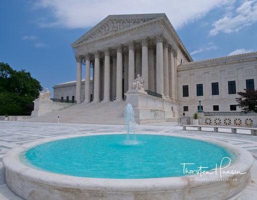 Surpreme Court in Washington D.C.