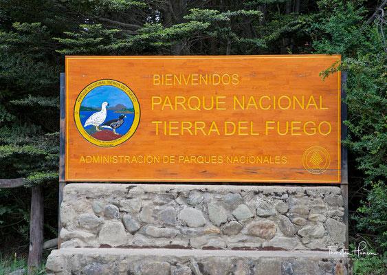Der Nationalpark Tierra del Fuego ist der südlichste Nationalpark Argentiniens.