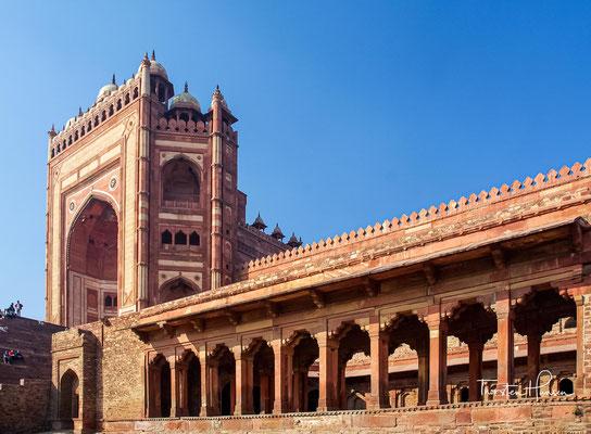Die Baudenkmäler des Palastbezirks stehen seit 1986 unter dem Schutz der UNESCO und gehören zum Weltkulturerbe der Menschheit.