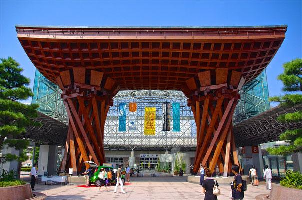 Bahnhof von Kanazawa
