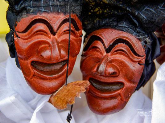 Der Name Byeolsingut bezeichnet ein spezielles schamanistisches Ritual, das alle fünf Jahre oder zehn Jahre in Hahoe abgehalten wurde.